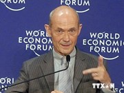 Former WTO head in Hanoi for trade forum