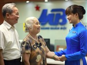Military Bank wins world class global performance award