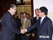 Deputy PM Minh lauds APRC Chairman