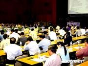 Vietnam, Laos exchange AIPA organisation experience