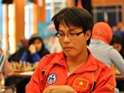 Vietnamese men draw with Armenia at Chess Olympiad