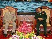 Vietnam, Czech bolster defence cooperation