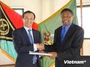 Vanuatu President values ties with Vietnam