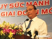 Central provinces need to address poor infrastructure: Deputy PM