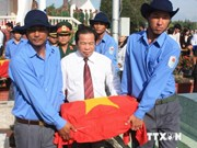 Cambodia pledges to continue search for Vietnamese soldiers' remains