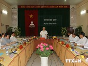 Party chief emphasizes tourism's importance to Phu Quoc Island