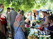 Vietnamese food popular in Czech Republic