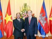 Vietnam, Cambodia promote legislative partnership
