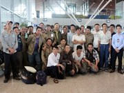 Joint efforts to bring home Vietnamese workers from Libya