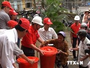 Lao Red Cross workers trained in Hanoi