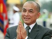 Cambodian King believes in thriving ties with Vietnam
