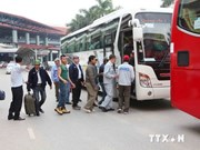 Hanoi gives aids to guest workers returning from Libya