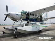 Hai Au Aviation receives first two seaplanes