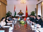 VN prioritised in India's Look East policy