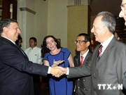 Ho Chi Minh City leader welcomes EC President