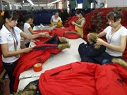 RoK continues to snap up Vietnamese goods