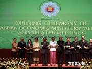 ASEAN, EAS ministers reiterate economic integration commitment