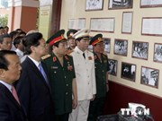 Leaders pay tribute to President Ho Chi Minh on National Day