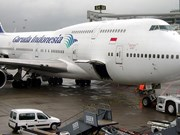 Indonesia's Garuda Airline to use bio-fuel