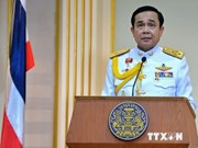 Thai interim government sworn in