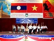 Vietnamese-Lao bilingual school in Laos begin new academic year