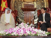 Kuwait-Vietnam parliamentarians group welcomed in Hanoi