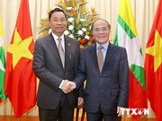 Vietnam, Myanmar enhance parliamentary partnership