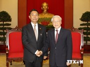 Vietnam keen on developing ties with Myanmar