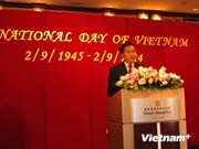 Ceremonies mark Vietnam's National Day in Asia, Europe