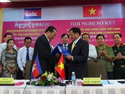 Vietnamese, Cambodia localities boost partnership