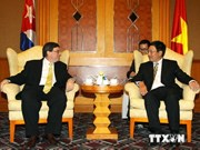 Cuban FM's visit to enhance bilateral ties