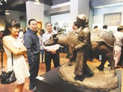 Major exhibition on 1946-57 Land Reform
