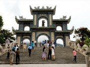Linh Ung pagoda, attractive tourist site in Da Nang