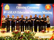 8th ASEAN Education Ministers' Meeting convenes in Laos