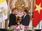 Vietnam-Vatican working group concludes fifth meeting
