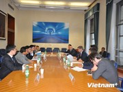 Vietnam, Italy to turn economic ties into pillar of strategic partnership
