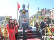 Renovated Ho Chi Minh square opens in Madagascar