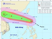 Tropical storm Kalmaegi to enter East Sea tomorrow