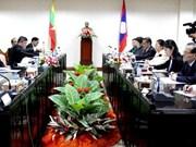 Lao, Myanmar legislative bodies increase ties