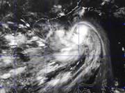 Typhoon Kalmaegi enters East Sea