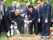 Vietnam, India issue joint communique