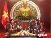 Cuban Vice President of State Council welcomed in Hanoi