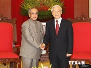 India's President regards Vietnam as strategic partner