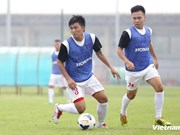 Vietnam face Iran in ASIAD football match