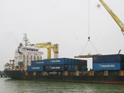 Vietnam joins global efforts to control containers