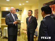 Deputy PM Vu Van Ninh visits US to further TPP negotiations