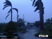 Typhoon Kalmaegi hits northern coastal areas
