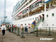Cruise ships bring 34,000 tourists to Thua Thien-Hue