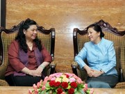 Vietnam pledges to reinforce ties with Laos