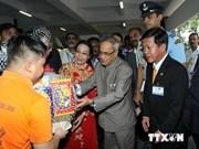 Indian President wraps up Vietnam visit